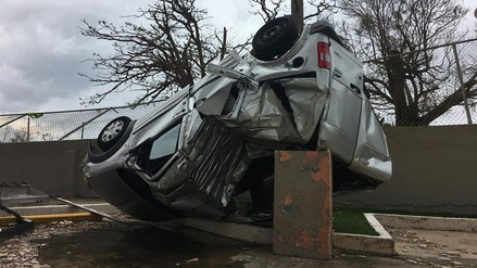 El huracán María dejó un sendero de muerte y destrucción en Puerto Rico