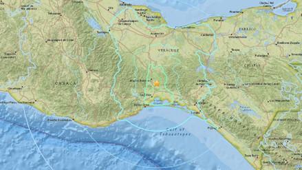 Dos fuertes sismos remecieron el sur de México este sábado