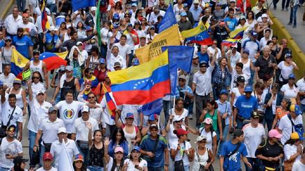 Grupo de Lima pidió acompañamiento internacional al diálogo en Venezuela