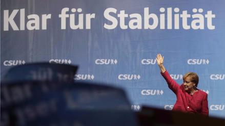 Angela Merkel podría ser canciller de Alemania por cuarta vez consecutiva