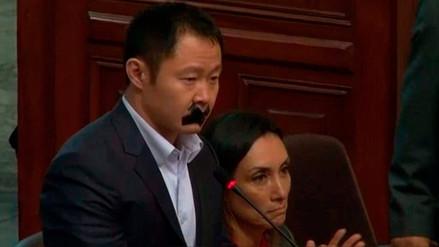 Fuerza Popular cita a Kenji Fujimori para que responda a seis imputaciones