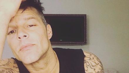 Ricky Martin pide ayuda para Puerto Rico