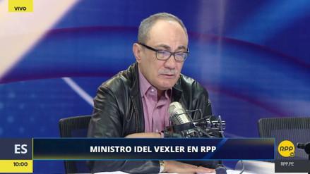 Idel Vexler invoca a los sindicatos no reconocidos a buscar su formalización