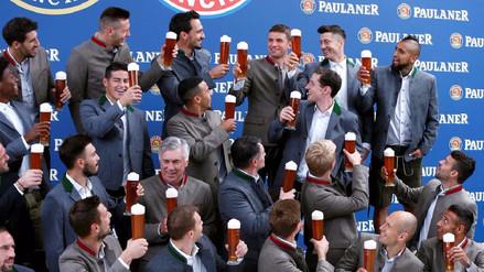 Ancelotti sobre el Oktoberfest: