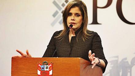 Mercedes Aráoz iniciaría reuniones con bancadas del Congreso este martes