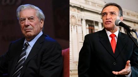 Becerril a Vargas Llosa: