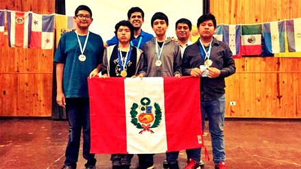 Perú ocupó el primer lugar de la Olimpiada Iberoamericana de Matemática