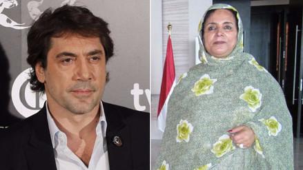 Javier Bardem se solidariza con activista que no puede entrar a Perú