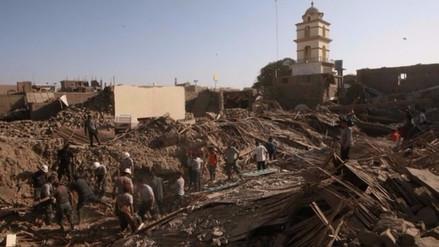 Estudio demuestra que los terremotos producen tres