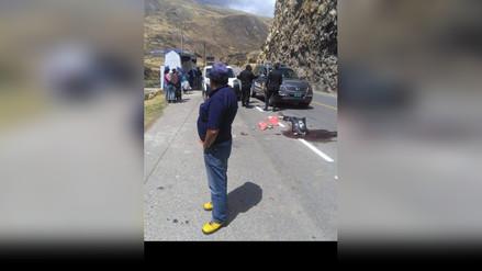 Jauja: Madre e hijo fueron asesinados en su casa