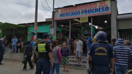 Defensa Civil recomienda el cierre de cinco mercados de Chimbote