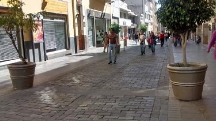 Aprueban proyecto de peatonalización en el Centro Histórico de Arequipa
