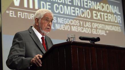 Falleció Samuel Gleiser Katz, expresidente de la Cámara de Comercio de Lima