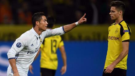 Real Madrid enfrentará al Borussia Dortmund de visita por la Champions League