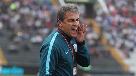 Pablo Bengoechea se rindió ante los golazos de Alianza Lima a Sporting Cristal