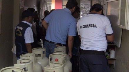 Lambayeque concentra alta informalidad en locales de venta de gas