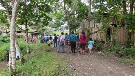 Rioja: sismo de 4.7 grados alarmó a familias de Nueva Cajamarca