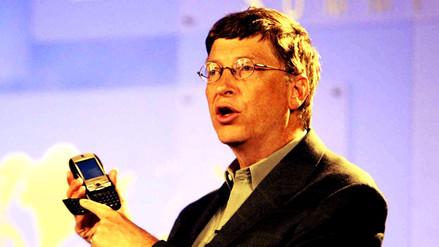 Bill Gates confesó que usa Android y no se comprará el nuevo iPhone