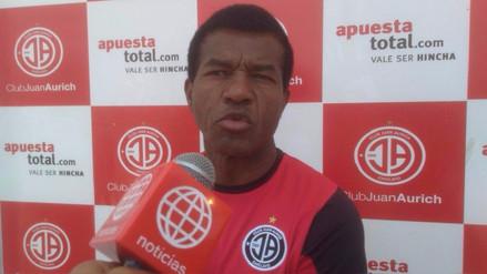 Julio César Uribe asumió dirección de Juan Aurich de Chiclayo