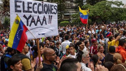 La oposición no irá a la reunión con el Gobierno de Maduro en República Dominicana