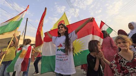 Los kurdos, el mayor pueblo sin Estado del mundo, busca su reconocimiento