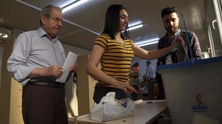 El Kurdistán iraquí celebró su referéndum de independencia