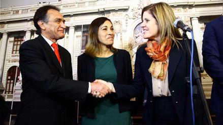 Fuerza Popular y el Gobierno se acercan tras reunión con Mercedes Aráoz