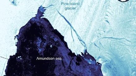 Un iceberg cuatro veces del tamaño de Manhattan se desprende de la Antártida
