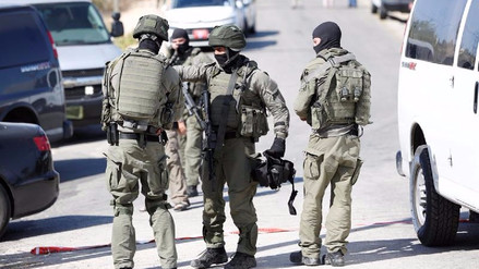 Tres israelíes mueren por disparos de un palestino en un asentamiento de Cisjordania