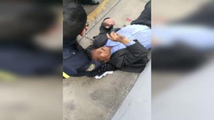 San Isidro: Hombre fue atropellado porque habría cruzado la pista de manera imprudente
