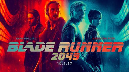 Las primeras críticas califican a Blade Runner 2049 como una