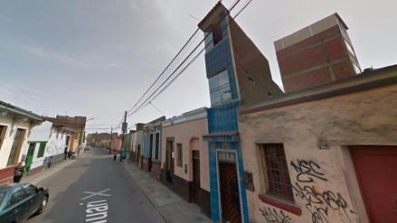 Google Maps | Otro edificio imposible que no soportará un terremoto
