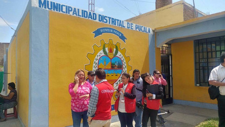 No hallan a trabajadores durante inspección a municipio de Pucalá