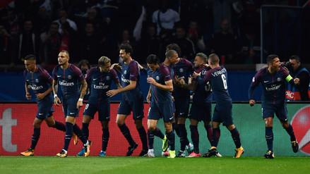 PSG goleó al Bayern Munich con su poderoso tridente en la Champions League