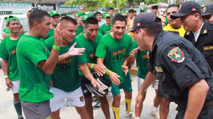 Carrera Palmas 10K 'Desafía la selva' convocó a cientos de personas en Uchiza