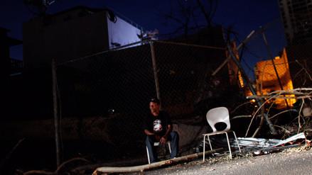 Puerto Rico quedó en la oscuridad y podría enfrentar una