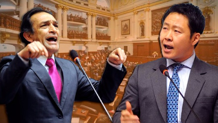 "Hector Becerril: ""de Kenyi Fujimori no voy a hablar"""