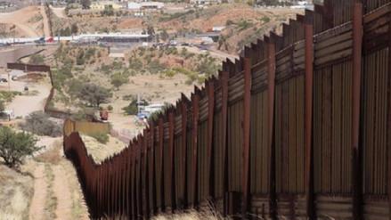Comenzaron a construirse los prototipos del muro entre EE.UU. y México