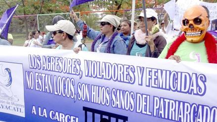 El 90% de los violadores en Nicaragua no es enjuiciado