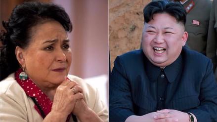 Actriz y diputada mexicana atribuyó el terremoto en su país a Kim Jong-un