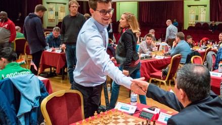 Julio Granda perdió con el campeón mundial de ajedrez Magnus Carlsen