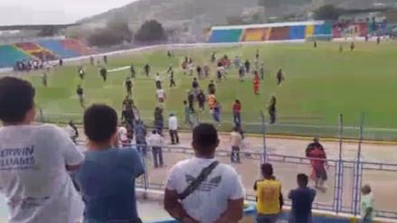 Gol anulado en la Copa Perú generó una balacera en Olmos