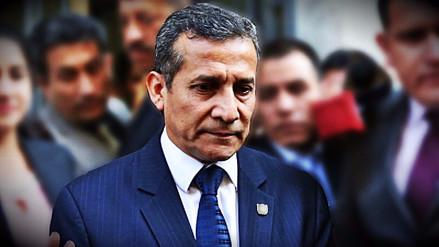 La Comisión Lava Jato del Congreso interrogará a Ollanta Humala en noviembre