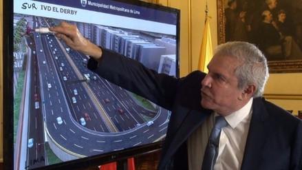 Castañeda usó Facebook Live para explicar el proyecto de El Derby