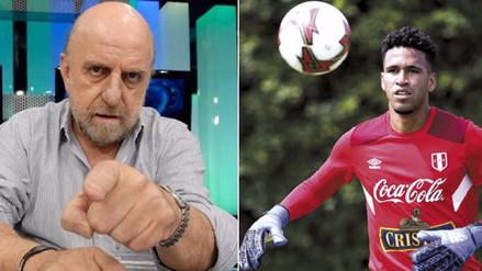 "Periodista argentino sobre Pedro Gallese: ""Es un arquero de medio pelo"""