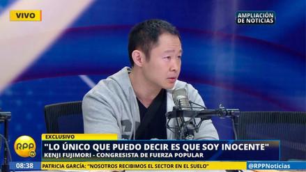 Kenji Fujimori no presentará sus descargos ante el Comité Disciplinario