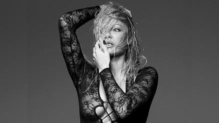 Pamela Anderson se despidió de Hugh Hefner con extraño video