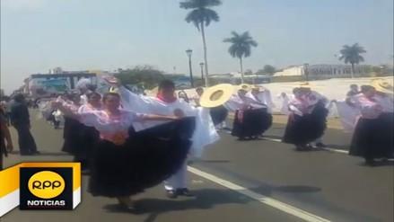 Trujillo celebra al son de Marinera el Día Internacional del Turismo