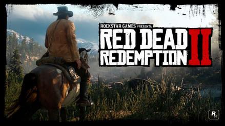 Rockstar Games publicó el nuevo tráiler de Red Dead Redemption 2