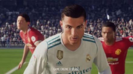 CR7, Griezmann y Roberto Carlos protagonizan el comercial de FIFA 18